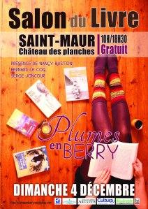 Affiche Plumes en Berry 2016